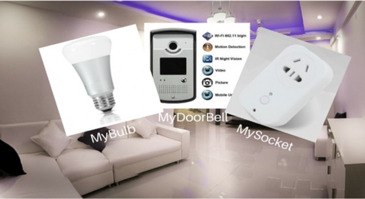Make your Home as Smart and secure Home with this Smart Home gadgets
