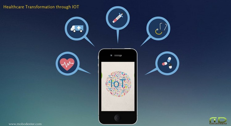 Healthcare Transformation through IOT